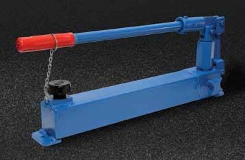 air hydraulic pump