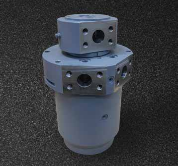 hydraulic water pump