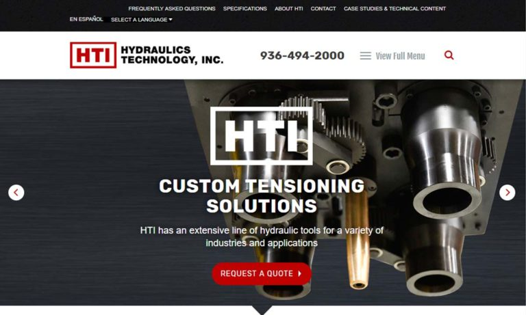 Hydraulics Technology, Inc.