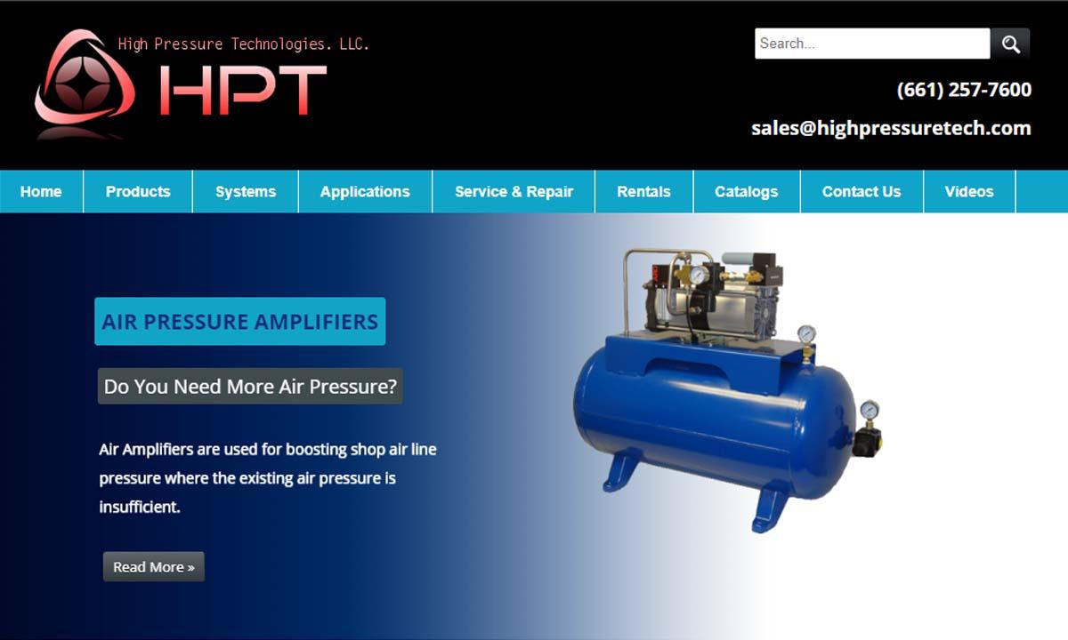 High Pressure Technologies, LLC