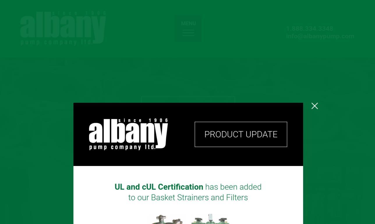 Albany Pump Company Ltd.