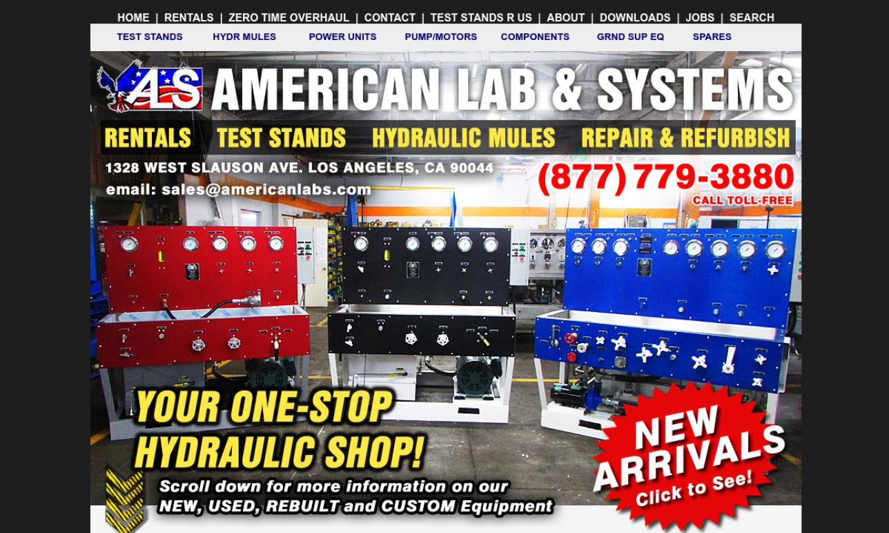 American Lab & Systems