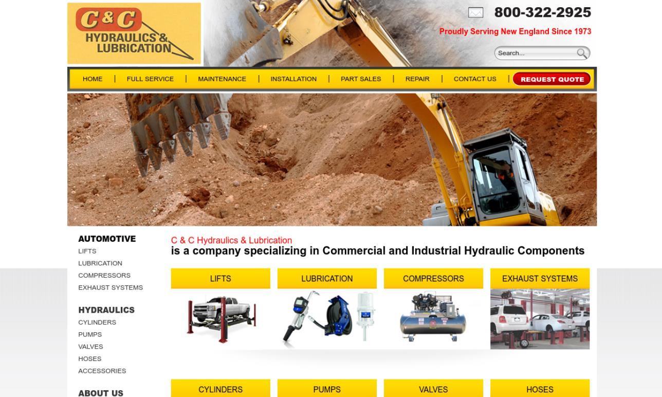 C & C Hydraulics, Inc.