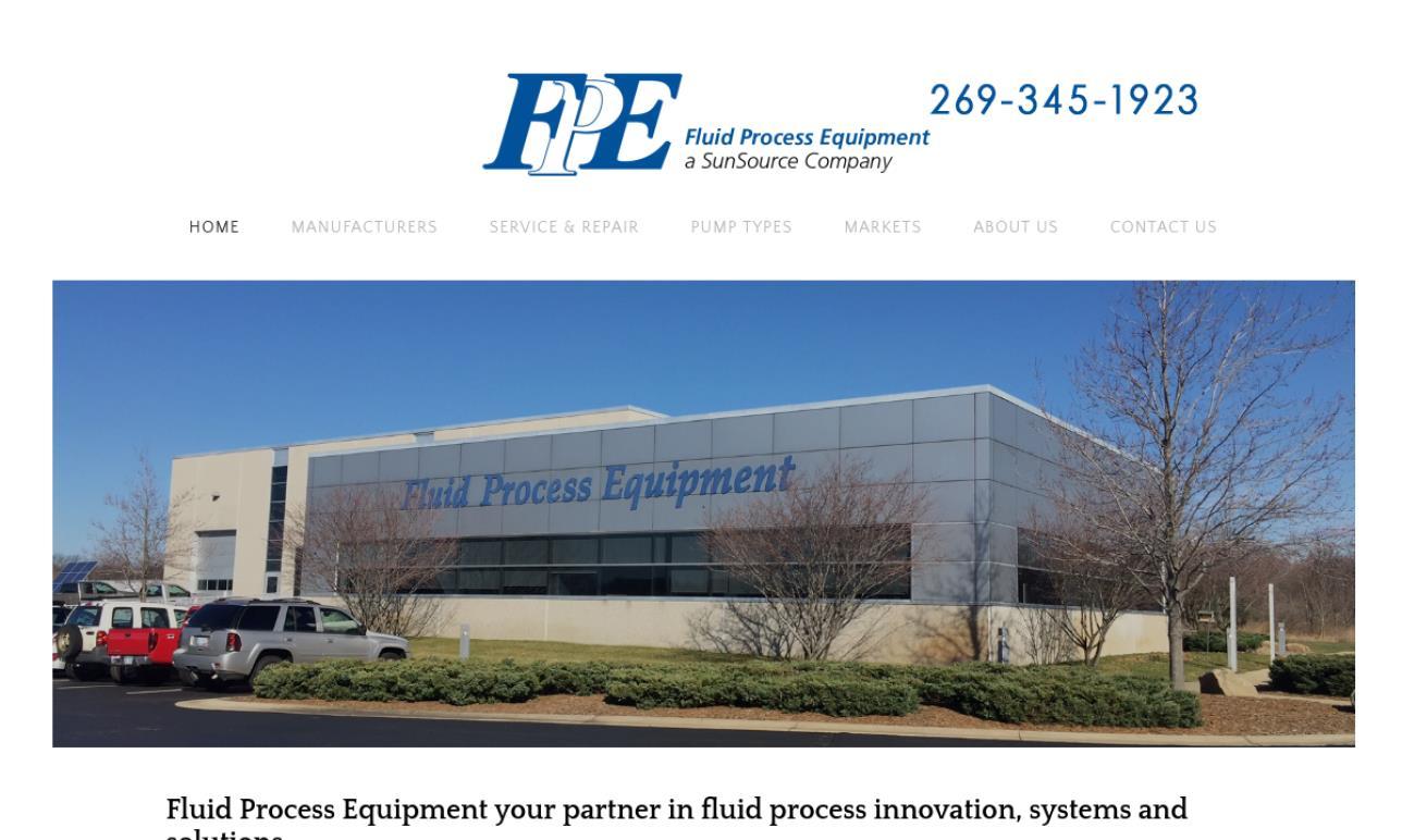 Fluid Process Equipment, Inc.