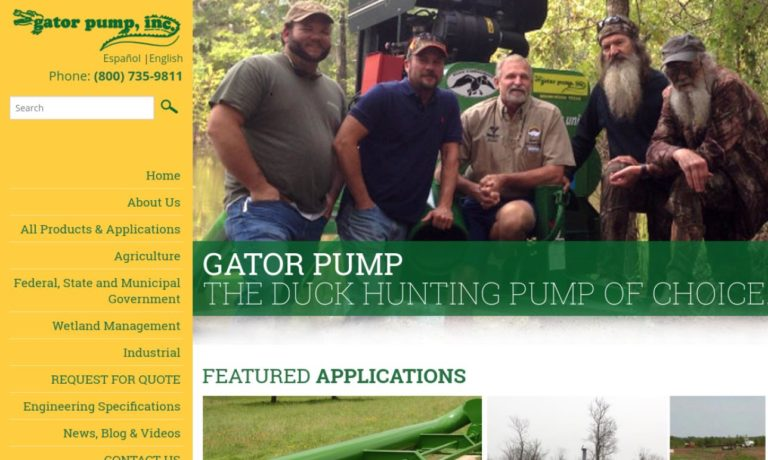 Gator Pump, Inc.