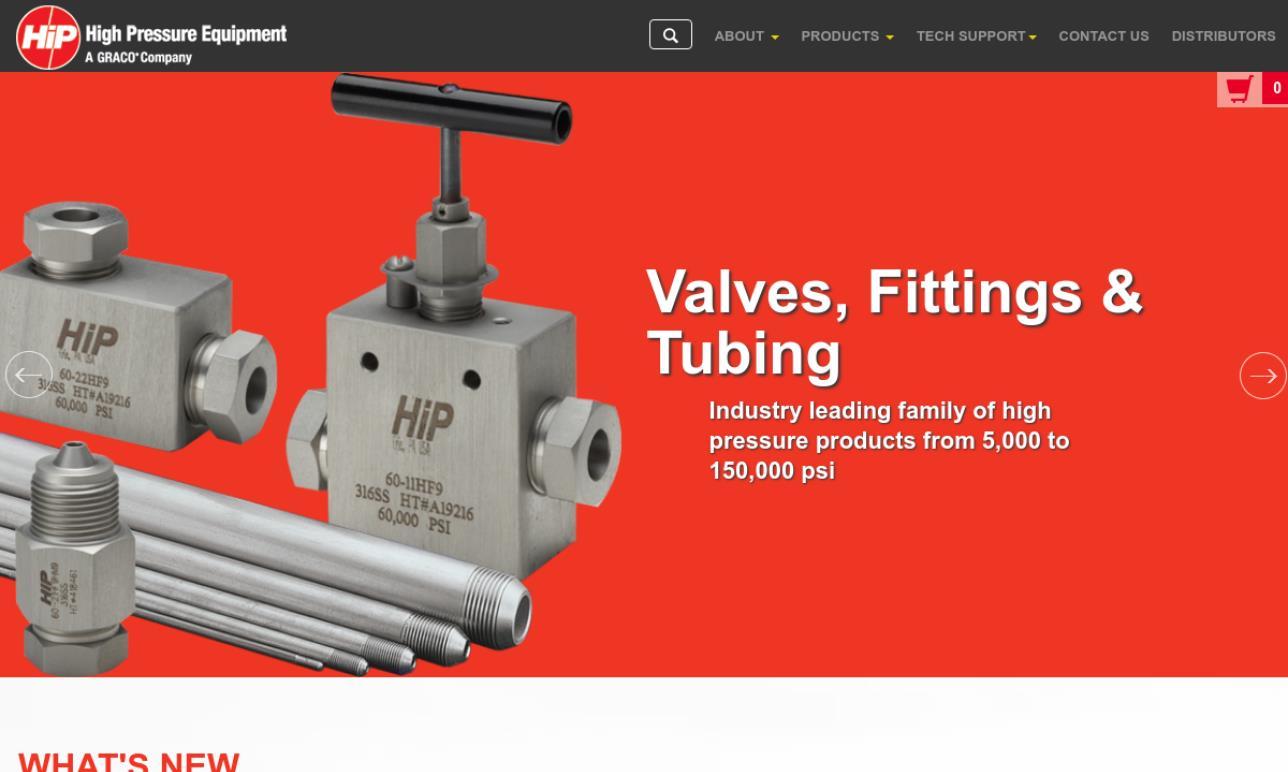 High Pressure Equipment Company