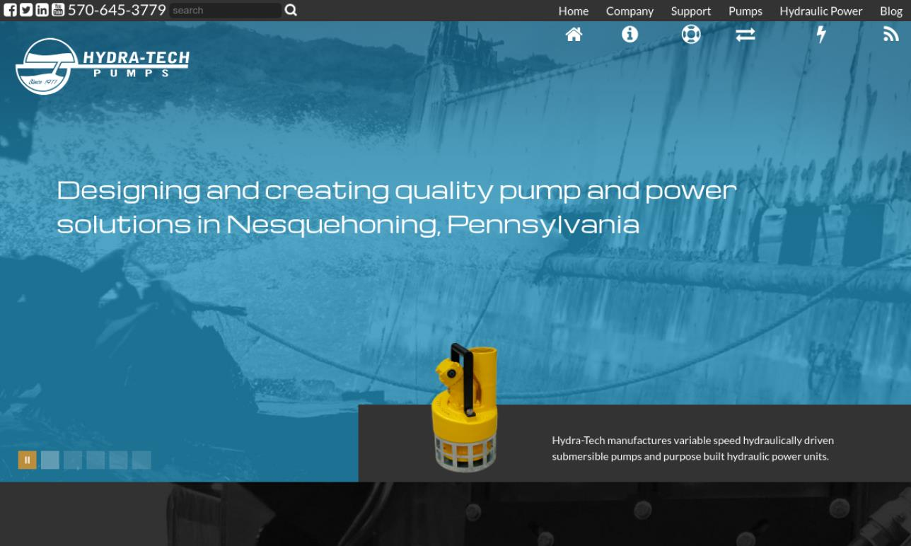 Hydra-Tech Pumps, Inc.