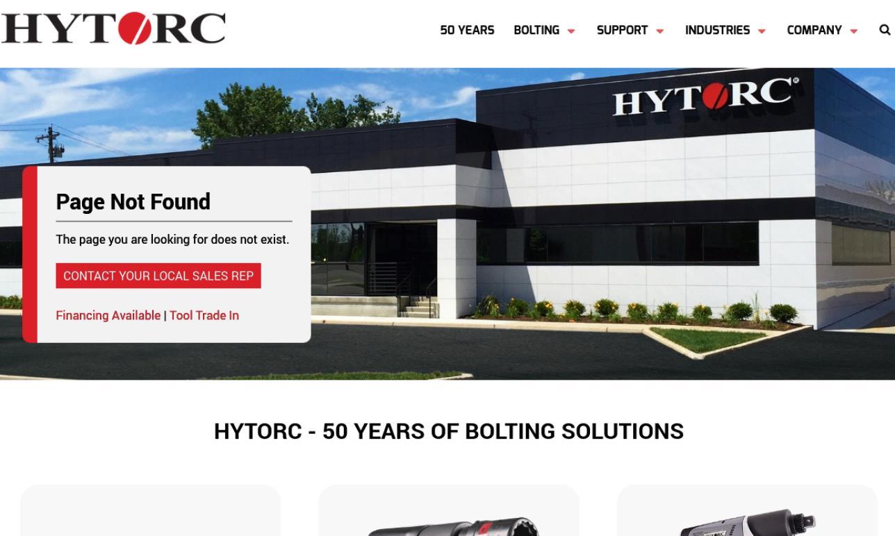 HYTORC California