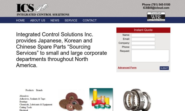 Integrated Control Solutions