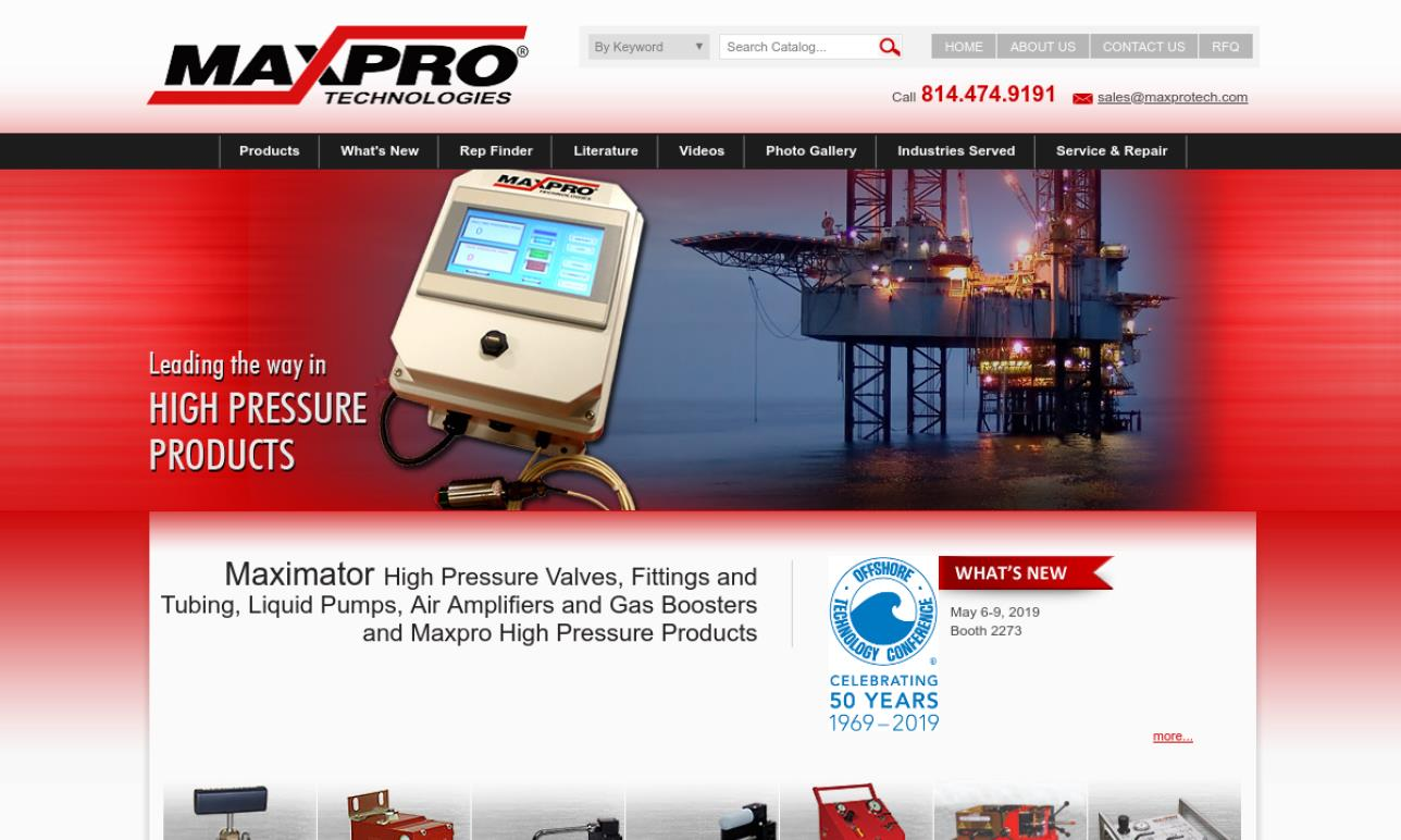 MAXPRO Technologies, Inc.