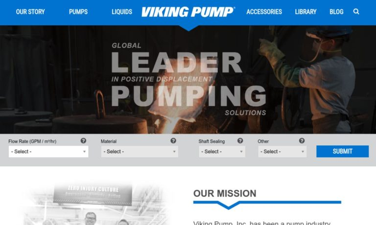 Viking Pump, Inc./IDEX Corporation