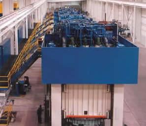 Transfer Press – Macrodyne Hydraulic Presses & Automation