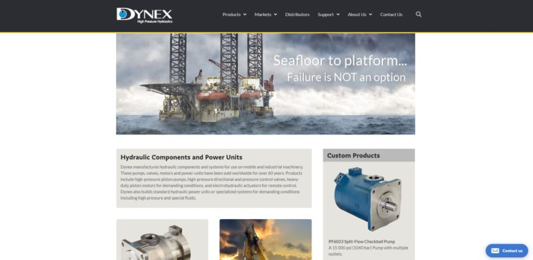 Dynex/Rivett, Inc.